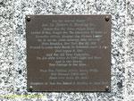 Gedenktafel für Robert J. Harding Sr.