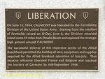 1st Infantry Division Denkmal
