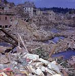 St-Lo nach der Schlacht - Ein Ruinenfeld IV