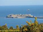 Das  Fort de l'île Pelée