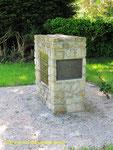 Denkmal für William Tucker und seine sieben getöteten Kameraden