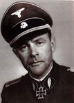 Brigadeführer Werner Ostendorff, Kommandeur der 17. SS-Panzergrenadier-Division