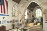 Innenraum der Chapelle de La Madeleine III