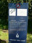 Normandie Terre Liberte Stele II
