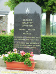 Denkmal für die 2nd Infantry Division