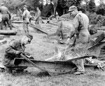 Pioniere bei der Herstellung von Culin Hedge-Cuttern