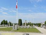 Sektion der Soldatengräber aus dem I. Weltkrieg I