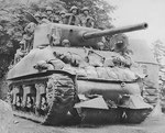 M4 Sherman des 32nd Armored Regiment