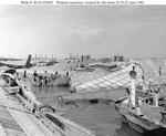 Mulberry A Hafen nach dem großen Sturm IV