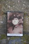 Eines der Opfer, Corporal Benton J. Broussard