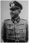Generalleutnant Dietrich Kraiss, Kommandeur der 352. Infanterie-Division