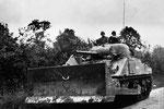 Sherman Tank Dozer