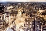 St-Lo nach der Schlacht - Ein Ruinenfeld V