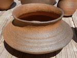 Céramique cuite au four à bois -  Arielle Amposta-Mathivet -
