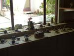 Sculptures et vases Bouquet de Flammes