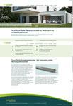 Website Terrathech: Home/Startseite, Desktop