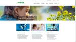 Website Unilube: Home/Startseite Desktop