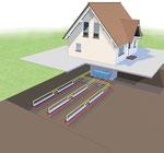 Illustration: gerenderte CAD-Illustration ab gelieferter Skizze (1 Beispiel aus einer Serie)