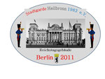 Orden zur Berlinreise 2011