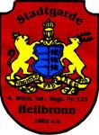 Vereinswappen der Stadtgarde Heilbronn