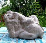 liebespaar | steinguß 18 cm