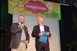 BGM LAbg. Hans Stefan Hintner und Stefan R. Keller eröffnen die Wohlfühltage