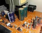 Technics RS-B965 Stromversorgung