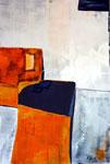 Am Stadtgraben, Acryl, 80x120cm, verkauft