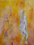 Wandlungen, Acryl, 75x100, 640,00 Euro