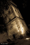 Der Wasserturm am Zwinger
