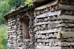 Eine wunderschöne Idee für Holz zum trocknen :)