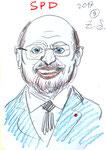 Schulz, 8 1/2x 11 1/2  (22x29cm)
