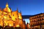 Segovia, Spanien
