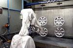 CMA Robotics intégrateur robot application peinture métal hdpr housse de protection robot
