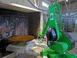 CMA Robotics intégrateur robot application peinture bois hdpr housse de protection robot