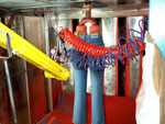 CMA Robotics robot application peinture TISSU hdpr housse de protection robot