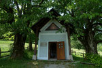 Kapelle im Osthang des Schiefersteins