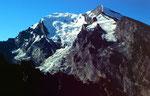 Balmhorngletscher und Altelsgletscher vom Jegertosse