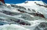 Feegletscher und Alphubel 4206 m