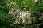 Holleiten-Wasserfall von unte