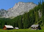 Zimitzalm und Reichenstein-Südwand