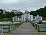 Seebrücke Sellin / Ostsee