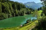 Seewaldsee gegen westliches Ufer