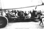Wiebens großer Segelwagen 1941