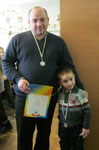 ІІ місце (Ярмоліцький Владислав з татом)