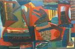 Venezia IX  90x60 cm  1996