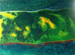 Izmedu rijeka 80x60 cm  2007