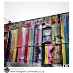 'Williamsburg Graffiti' (shot in Brooklyn) feature by Made in NY: http://instagram.com/p/eiOrUrR9ZL/