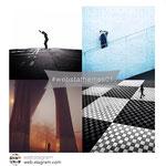 'skater' [upper left] (shot in washington heights, nyc) featured by webstagram: http://instagram.com/p/lJJG6HGdtY/
