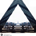 'A' (shot in nyc) featured by webstagram: http://instagram.com/p/mm4uKgmdkx/